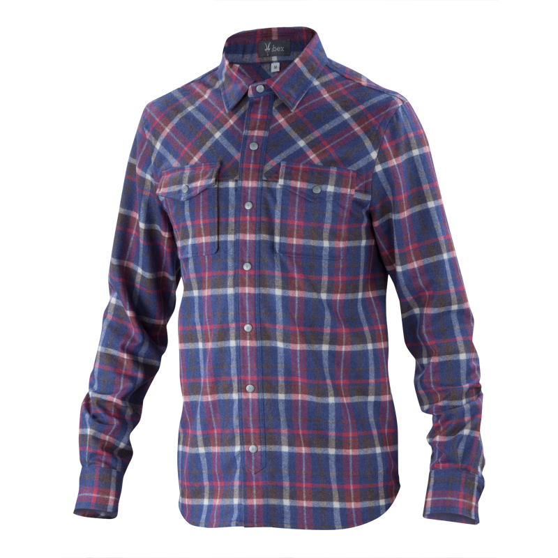 M's Taos Plaid Shirt