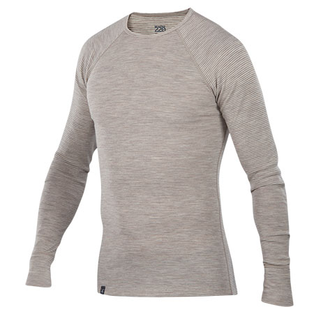 Men's - Woolies 220 Crew Stripe