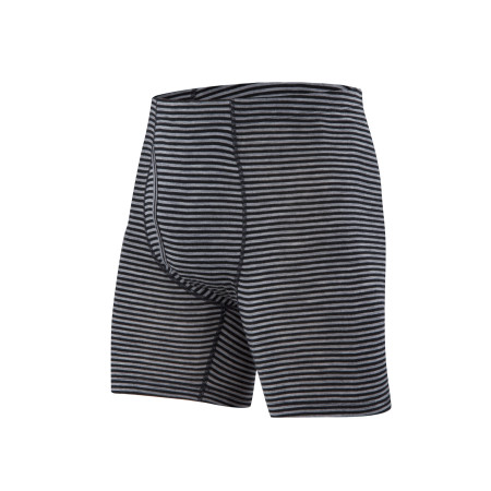 Men's - Woolies 1 Boxer Brief Stripe