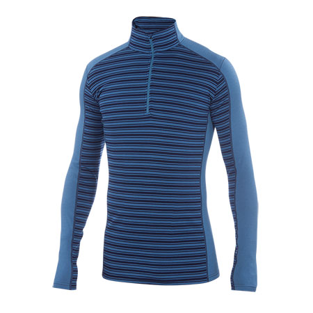Men's - Woolies 2 Zip T-Neck