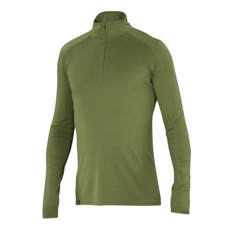 Woolies 2 Zip T-Neck