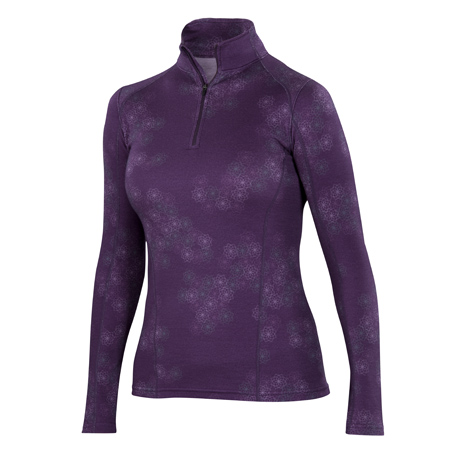 Women's - Woolies 2 Zip T-Neck
