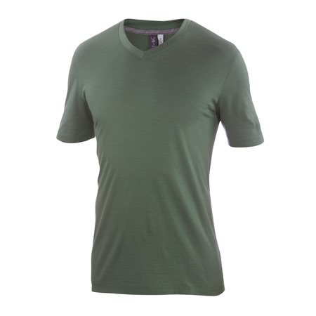 Men's - Axis V Neck Shirt