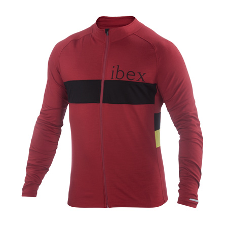 Men's - Spoke LS Full Zip