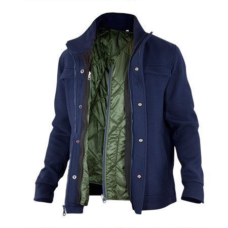 Men's - Heritage 3-1 Jacket