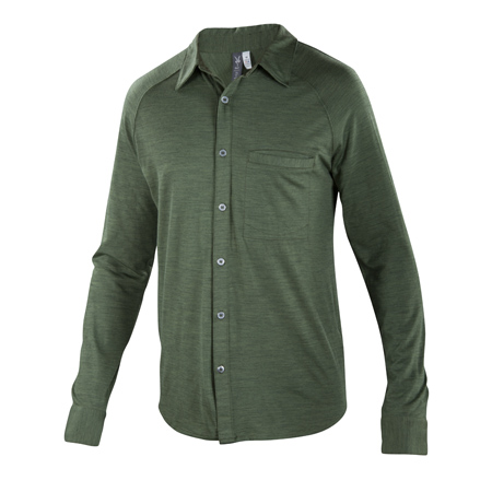 Men's - OD Heather Long Sleeve Shirt