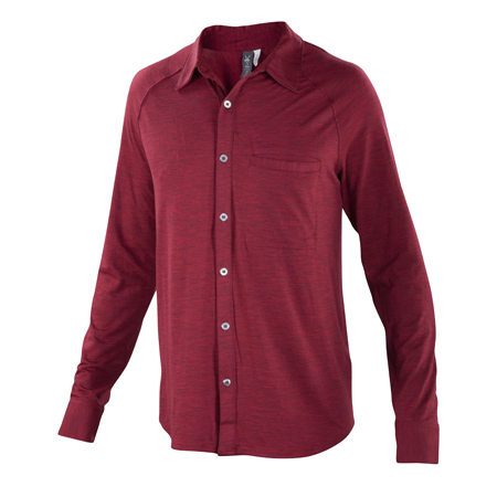 OD Heather Long Sleeve Shirt