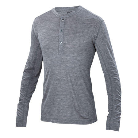 Men's - OD Henley Long Sleeve