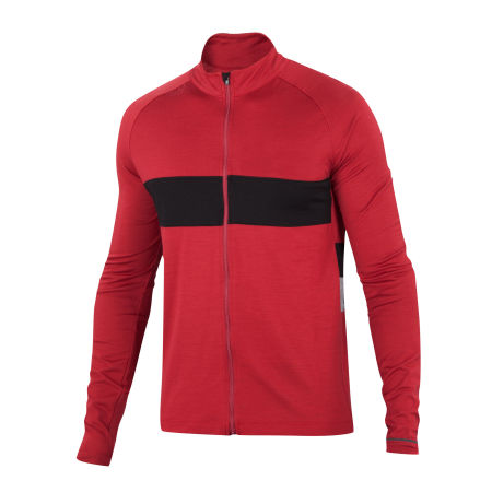 Spoke Full Zip Long Sleeve Jersey