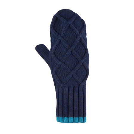 Women's - Cable Sweater Mitten