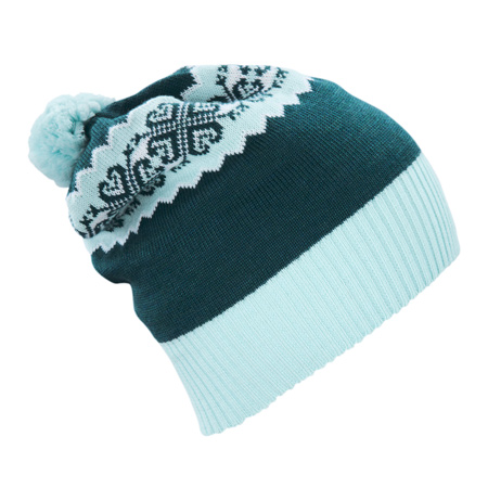 Women's - Fairisle Rollbrim