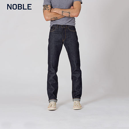 Men's - Noble Denim Truman Organic Jean