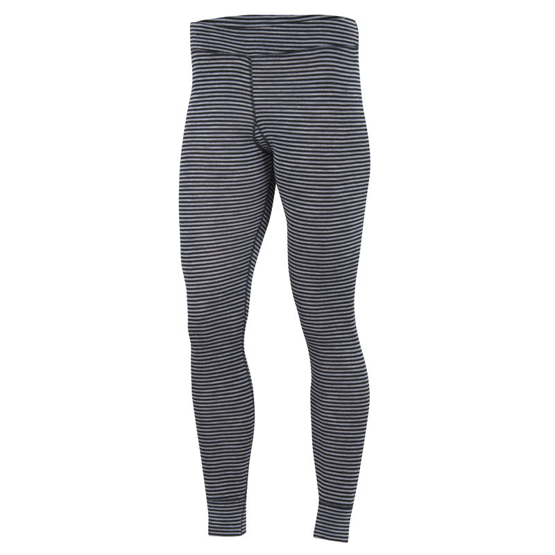 Lightweight Merino rib-knit baselayer bottom