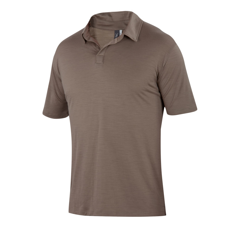 Lightweight Merino polo