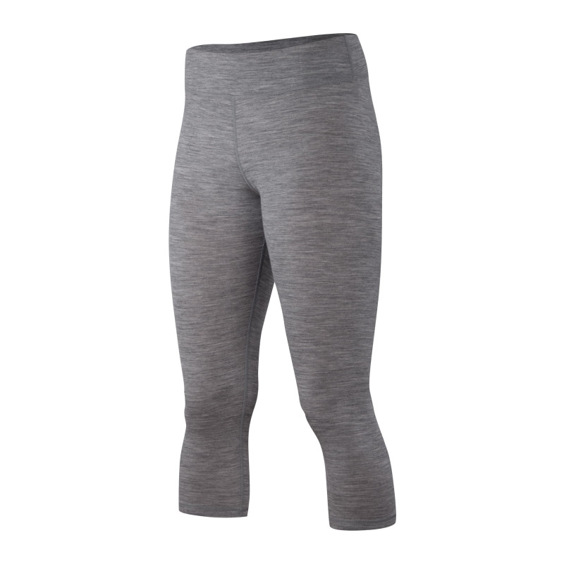 Lightweight stretch Merino/spandex capri