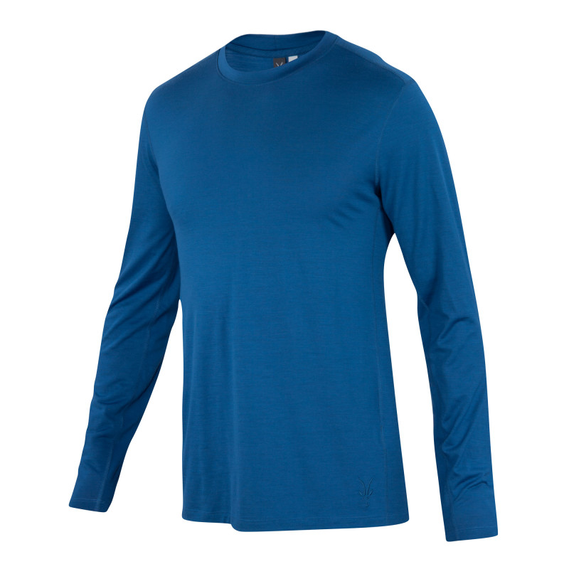 Lightweight Merino long sleeve tee