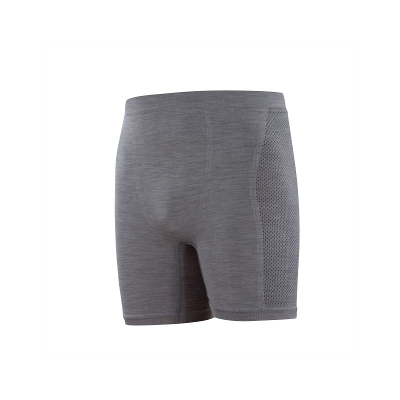 Merino-blend seamless boxer brief