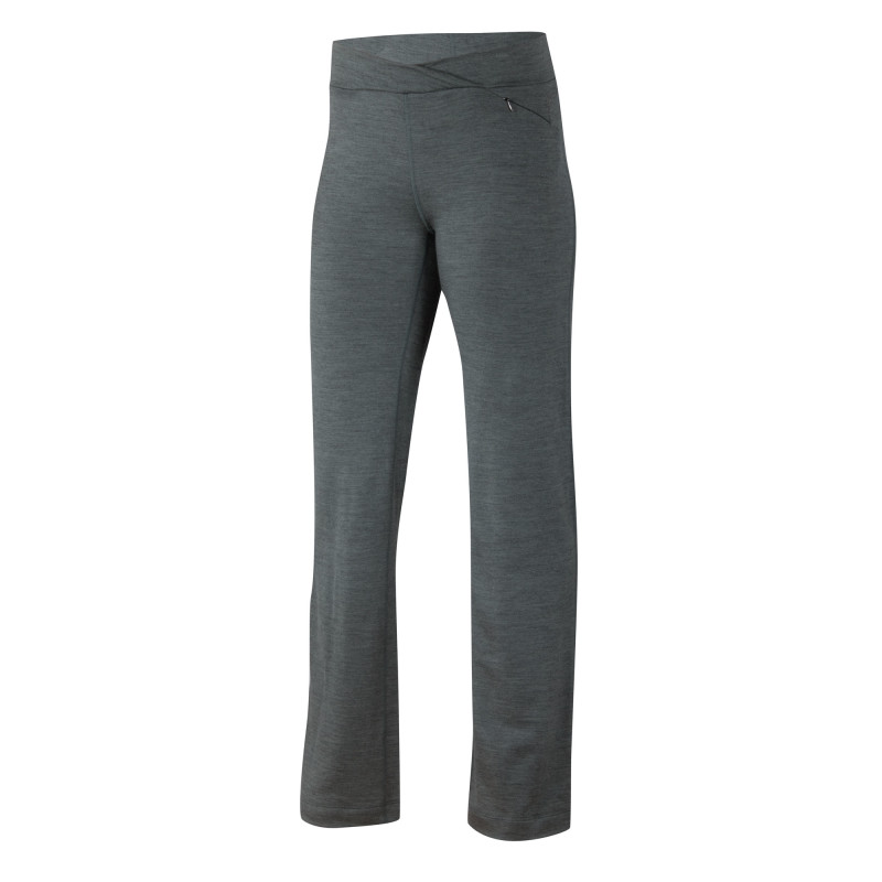 Mid-weight Merino French terry knit pant