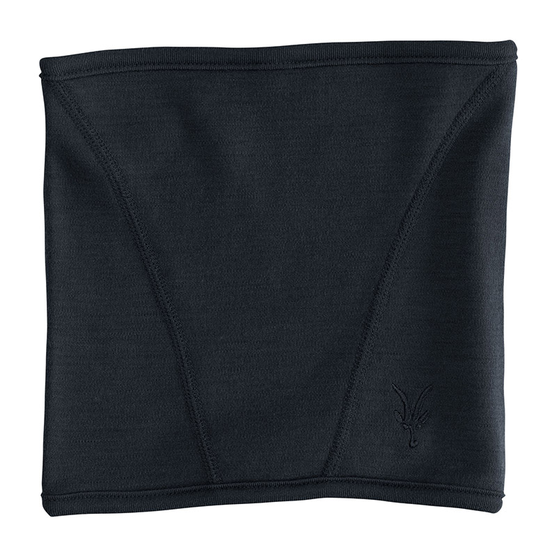 Mid-weight wool neck wamer