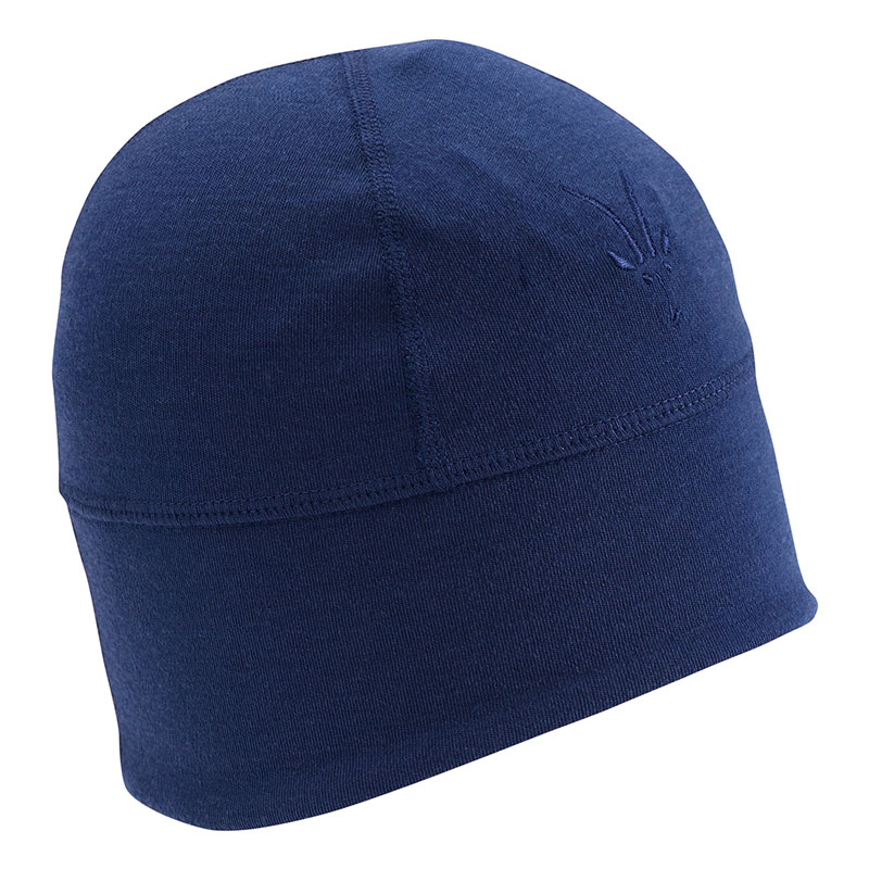 Form fit beanie with earflaps
