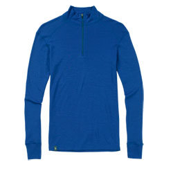 Woolies Zip T-Neck