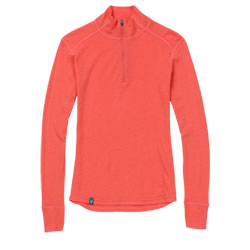 Woolies 150 Zip T-Neck
