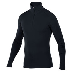 Woolies 220 Zip T-Neck