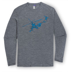 Art T L/S Tele Copter