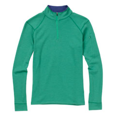 Shak Lite 1/2 Zip
