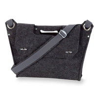 Wool Felt Commuter Bag